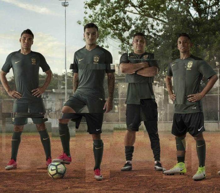 Com Tite, nova campanha da Nike exalta futebol brasileiro; veja!