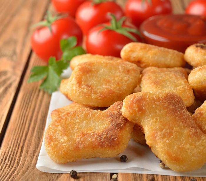 Aprenda a fazer uma receita de Nuggets saudável e low carb