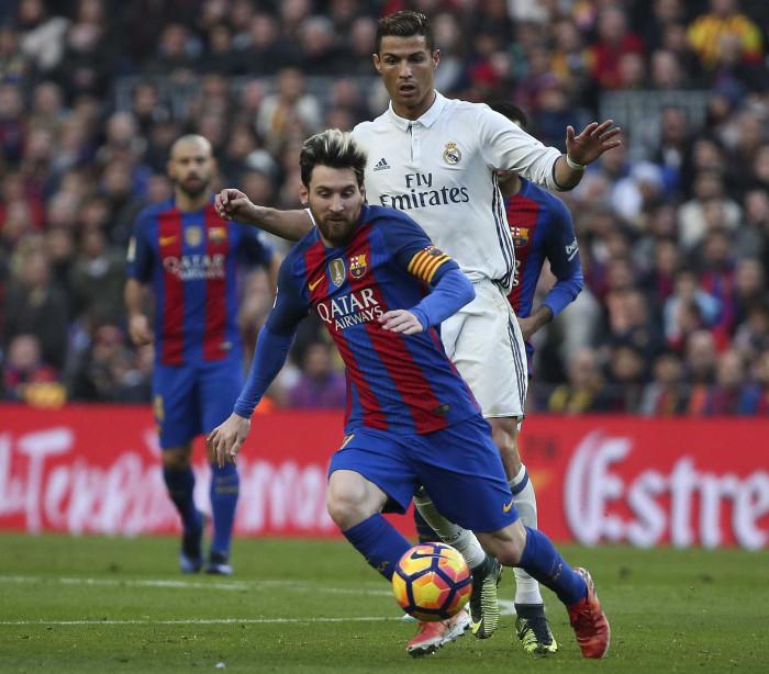 Barça alfineta Real e publica vídeo com gols de Messi no Bernabéu