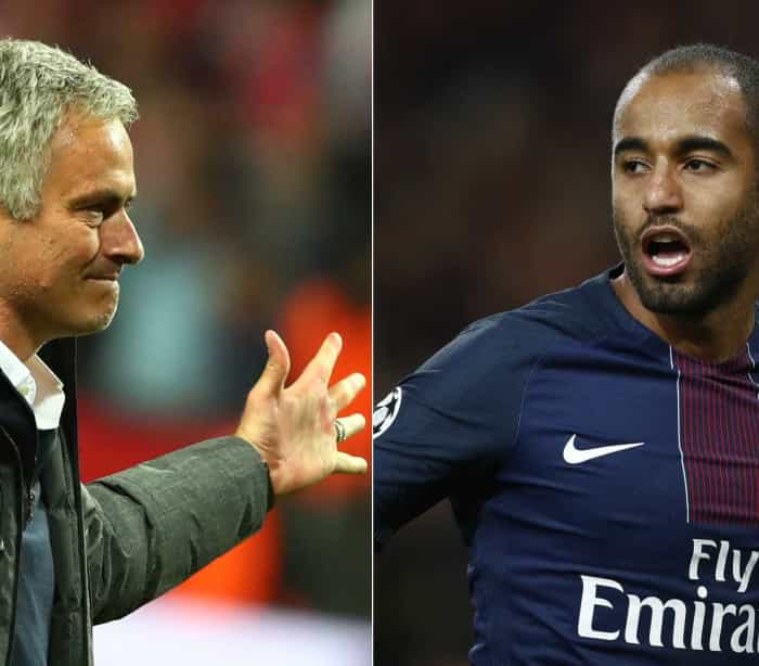 Mourinho quer levar Lucas Moura para o Manchester United, diz jornal