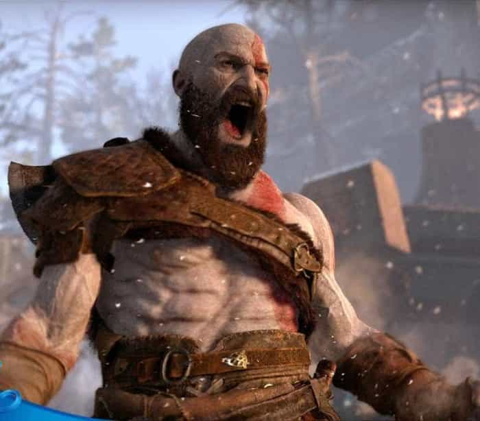 E3 2017: Sony apresenta novo trailer de God of War para PS4