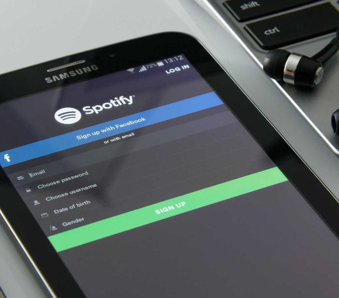 Spotify terá músicas patrocinadas para usuários 'free'