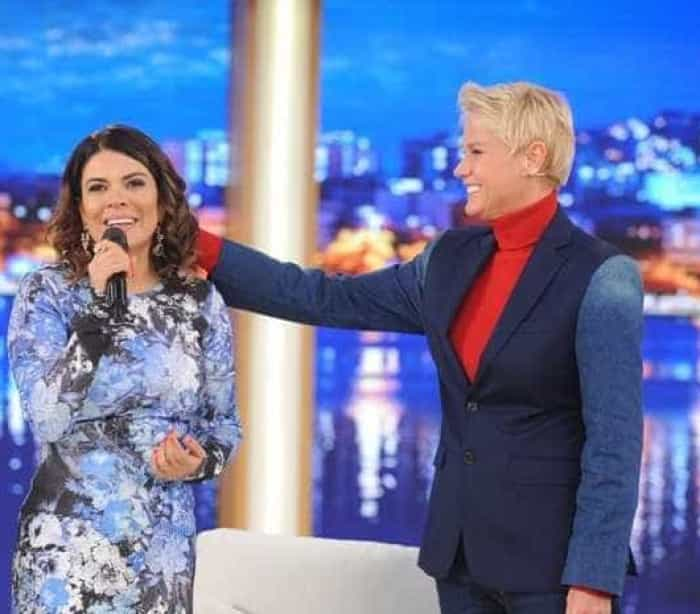 "Mara Maravilha aconselha Xuxa a colocar botox: ""Precisando urgente"""