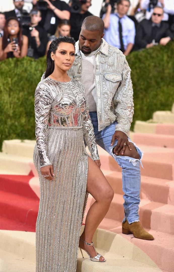 Kanye West confessa que seria capaz de matar assaltantes de Kim