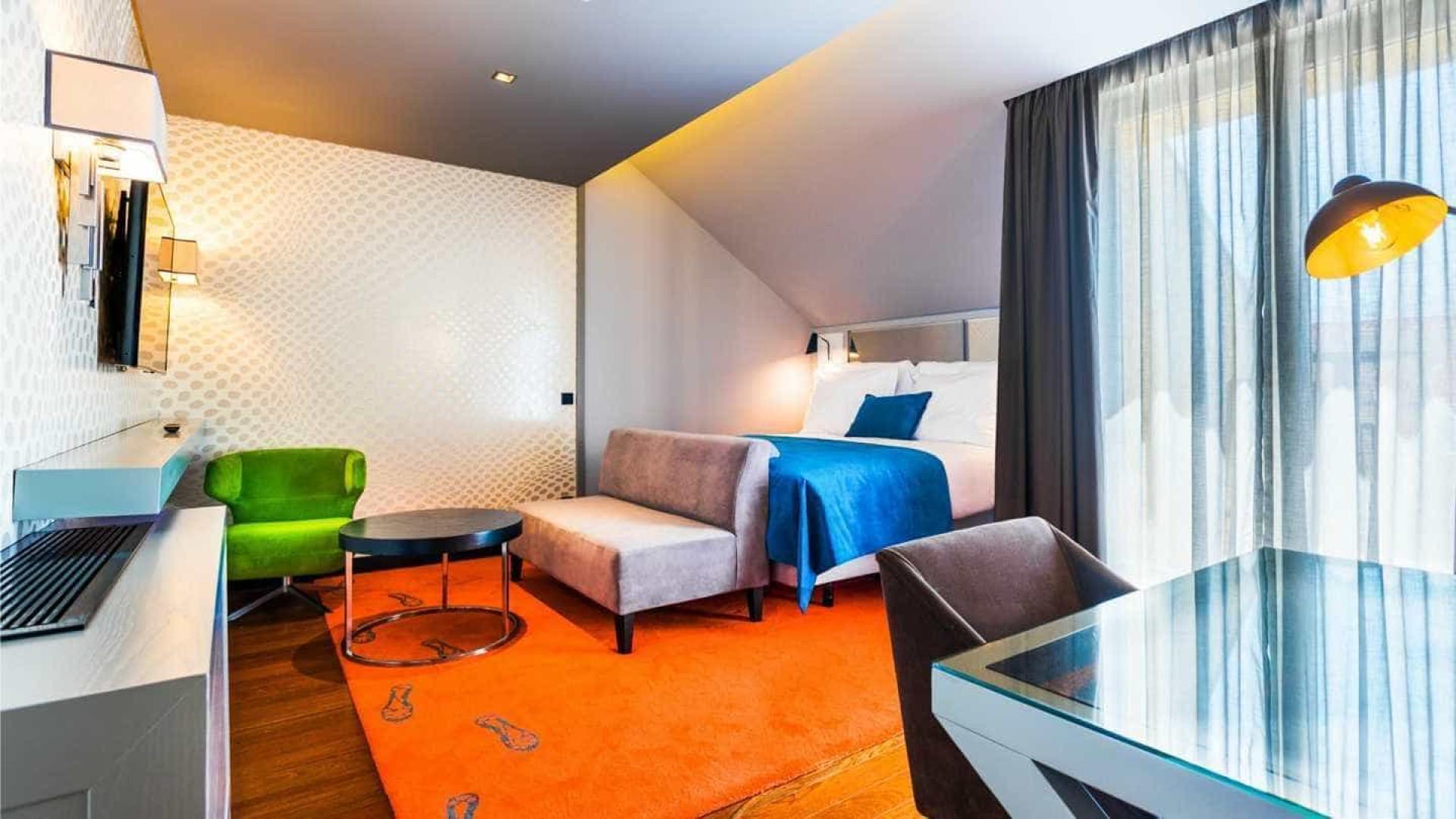 Veja o hotel de Cristiano Ronaldo em Portugal