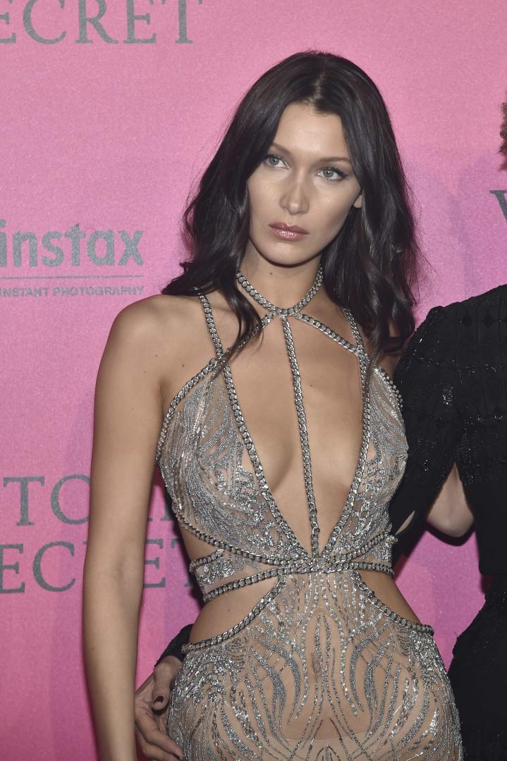 Os melhores 'looks' na festa do desfile da Victoria's Secret