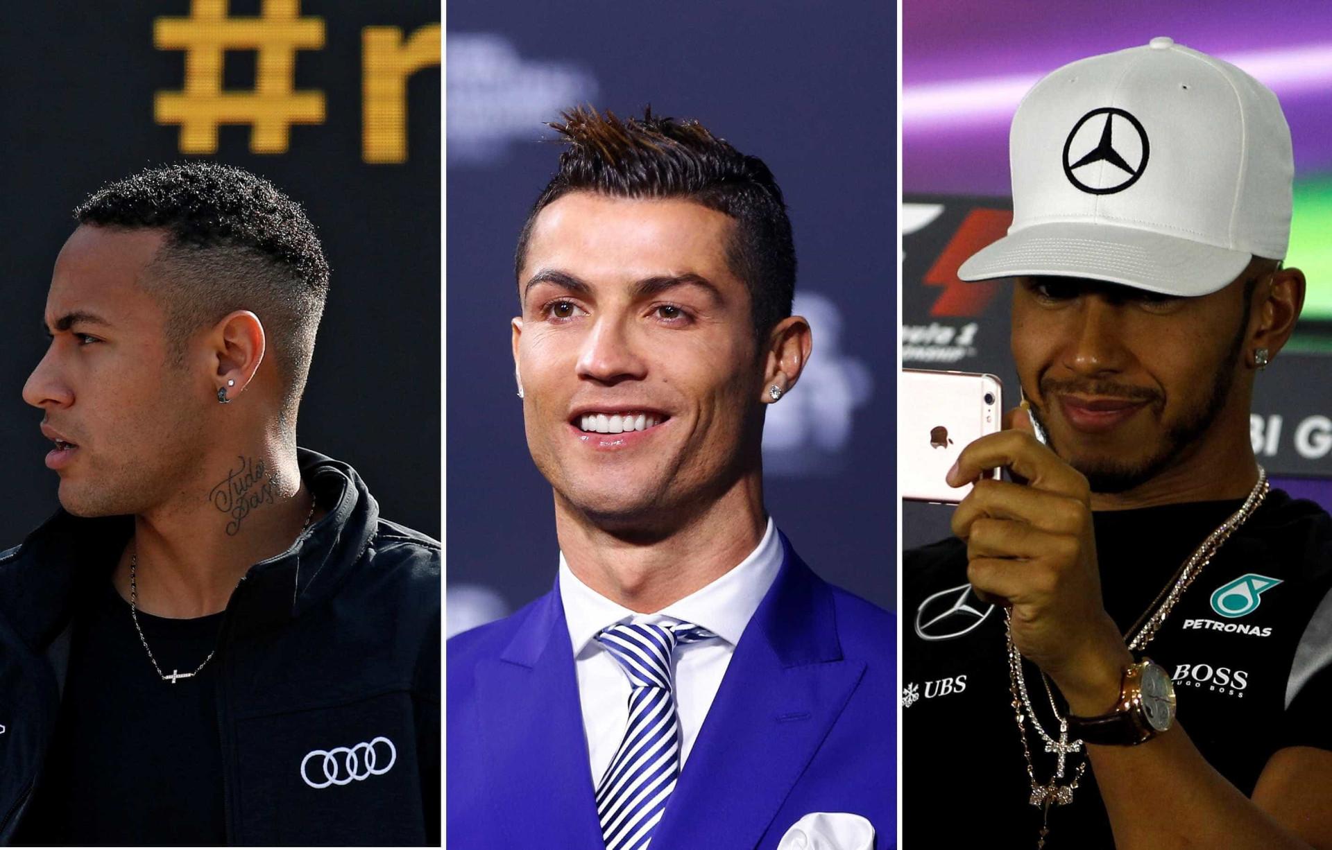 Saiba quem são os 23 atletas mais bem pagos do mundo