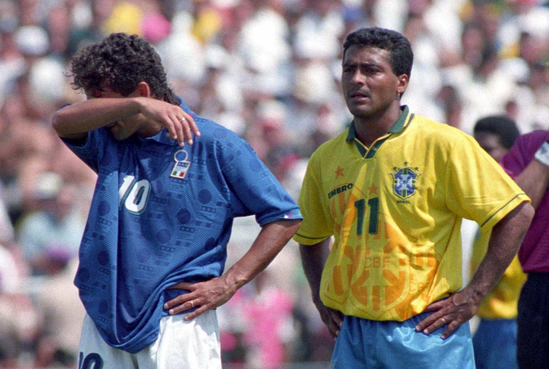 Há 23 anos o Brasil se tornava o maior vencedor de Copas do Mundo