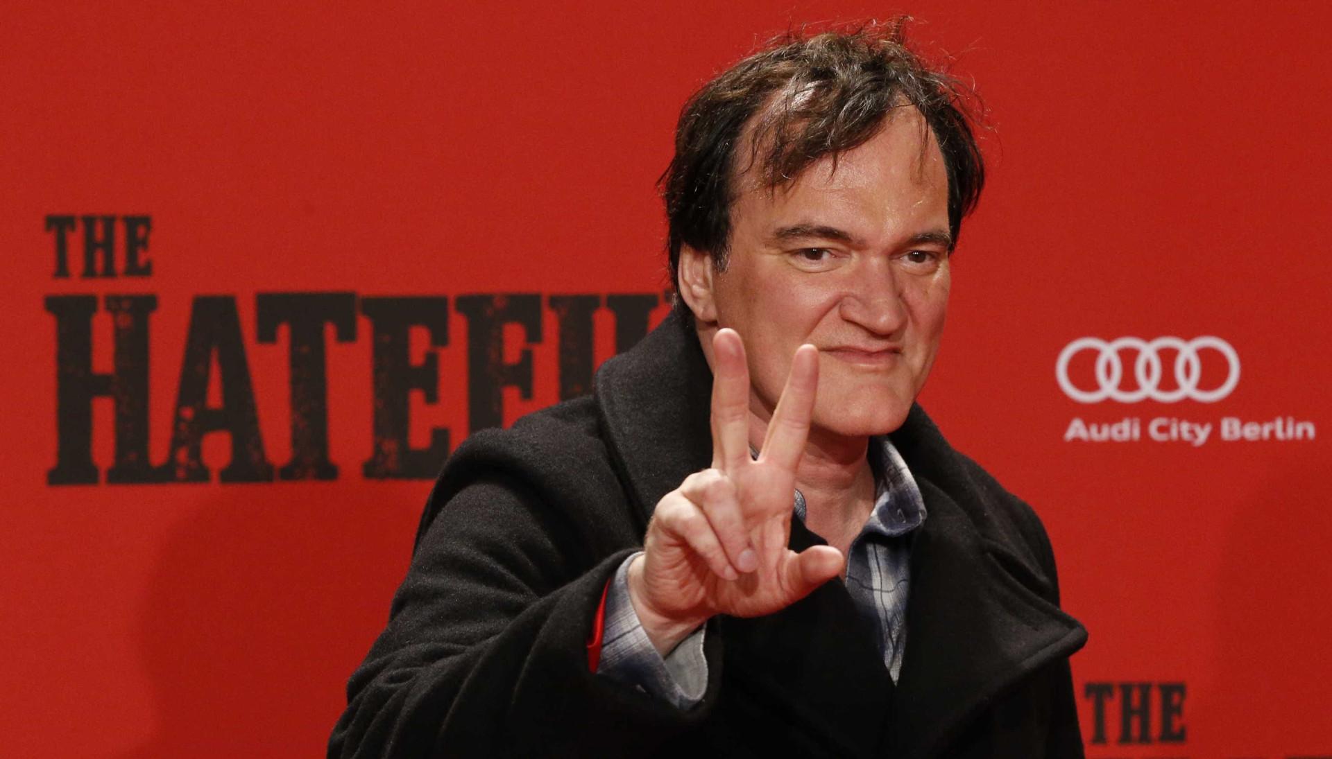 Tarantino quer filmar longa sobre  crimes de Charles Manson