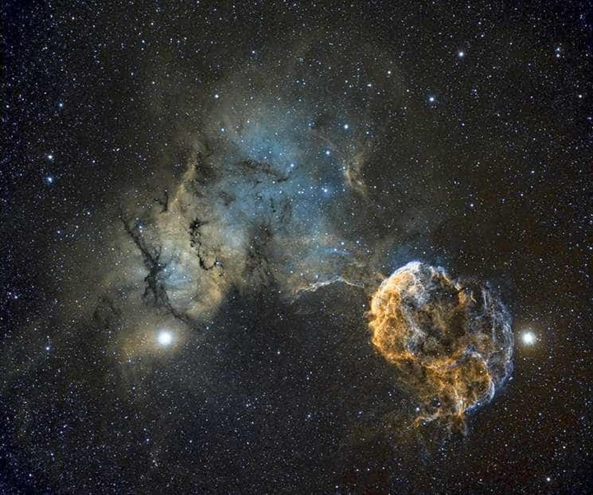 Fique deslumbrado com as melhores fotos de astronomia de 2017