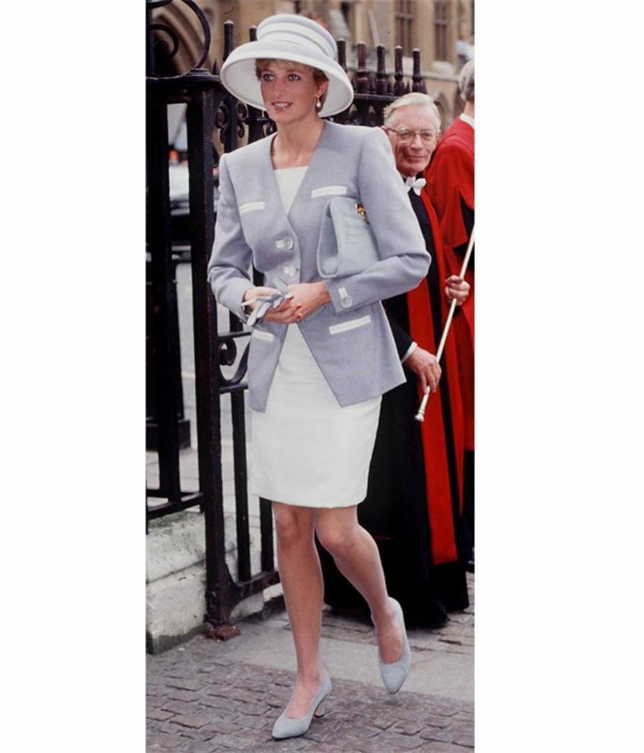 Princesa Diana: um ícone da moda