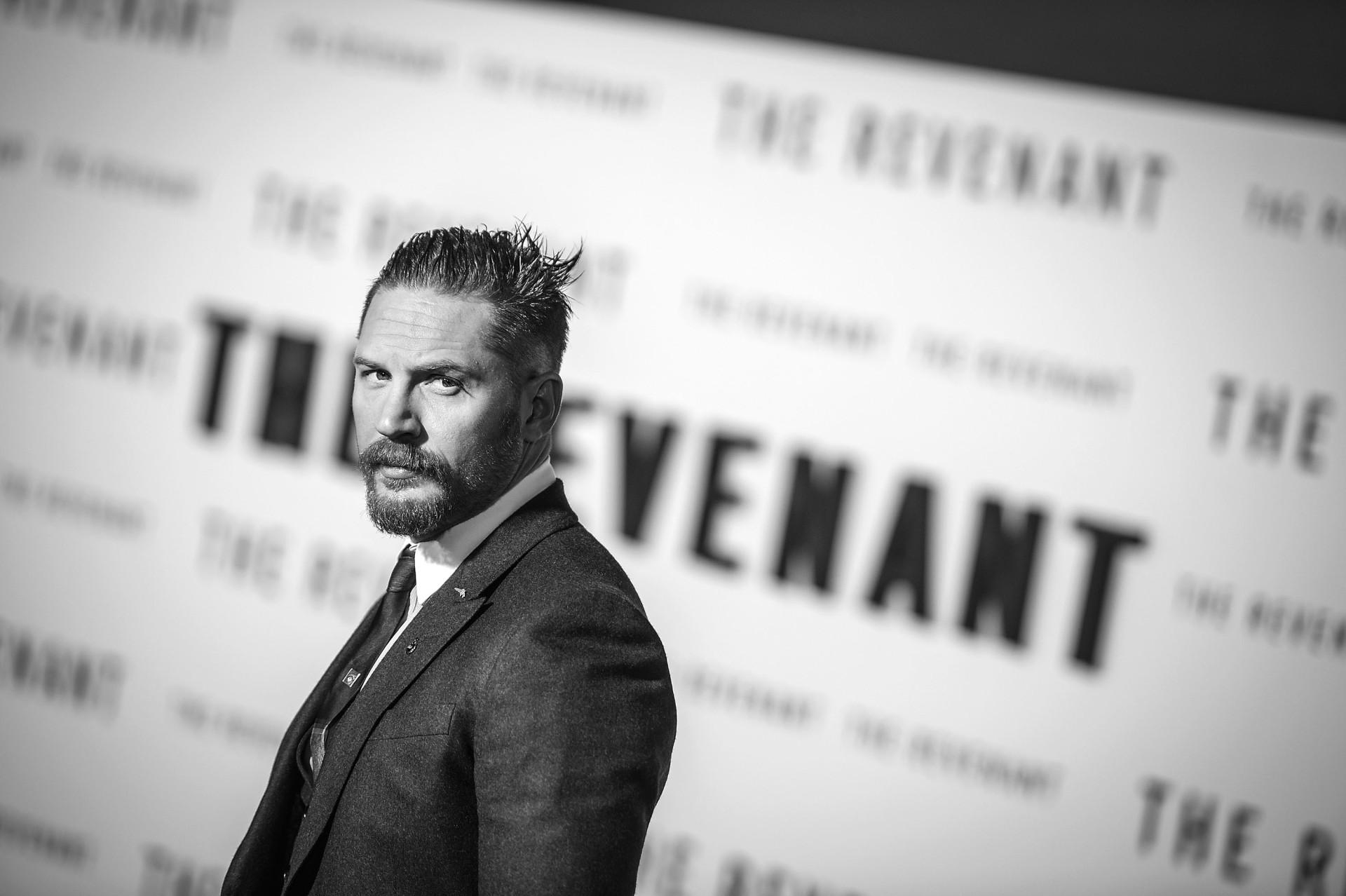 Tom Hardy faz 40 anos; conheça fatos impressionantes sobre o ator