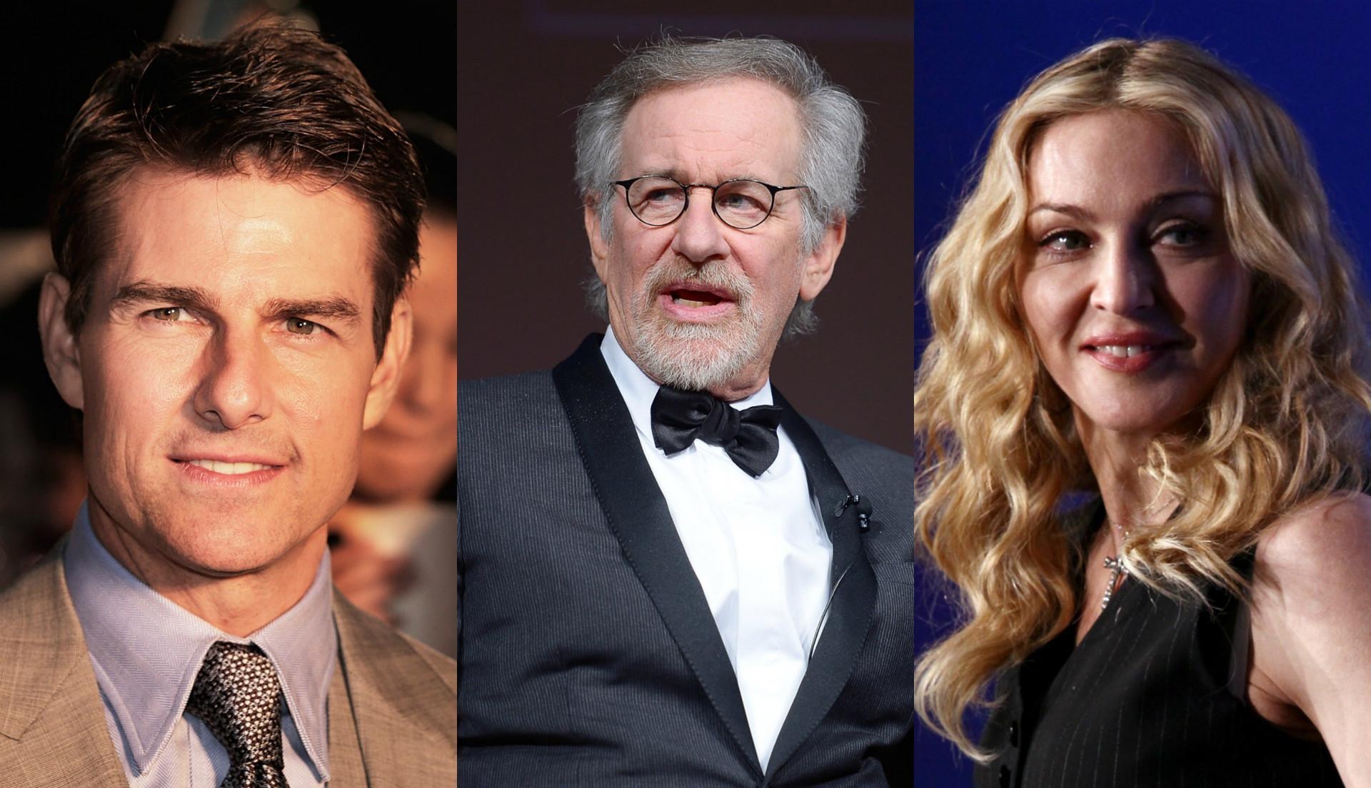 As celebridades de Hollywood com as contas bancárias mais recheadas