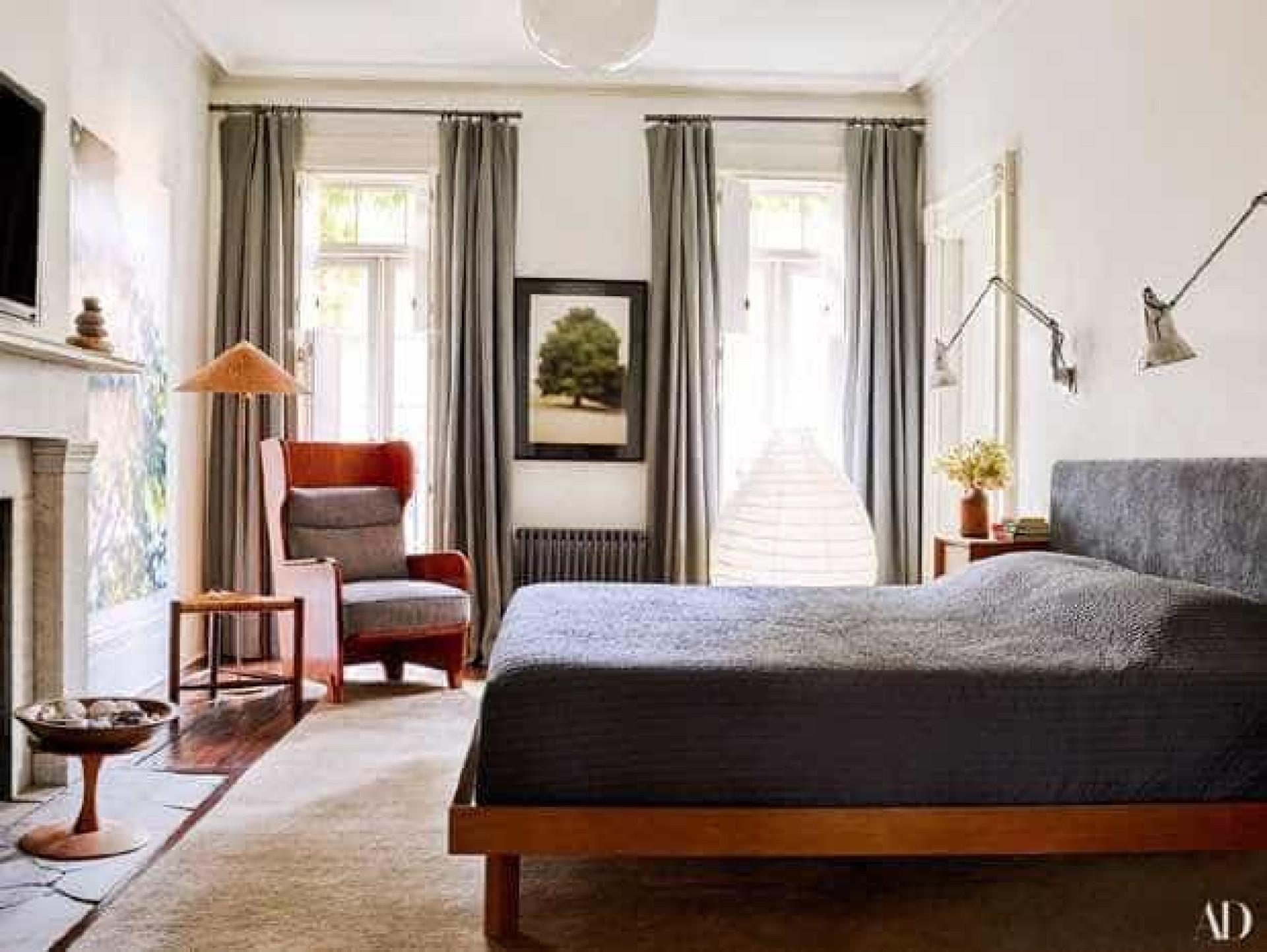 Julianne Moore mostra detalhes da sua casa em Nova York