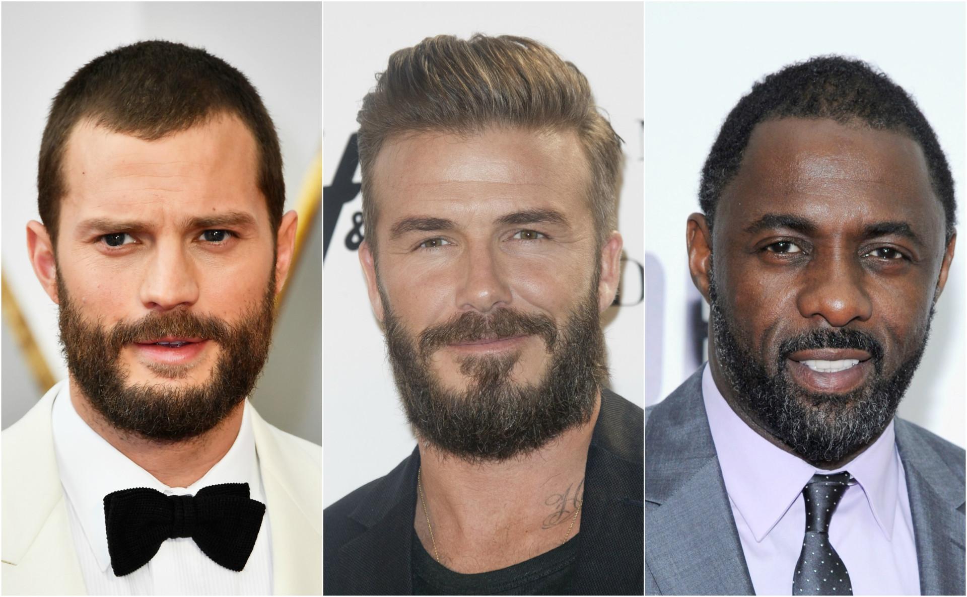 Novembro é o mês da barba: inspire-se nos visuais das celebridades