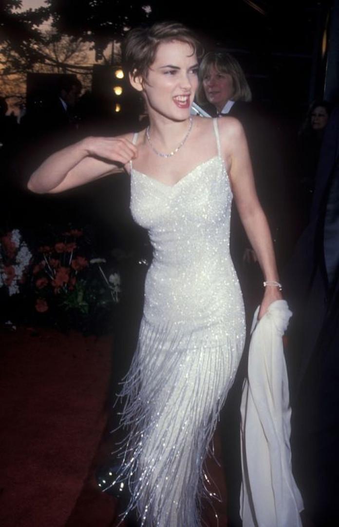 Eterna musa: o estilo da atriz Winona Ryder