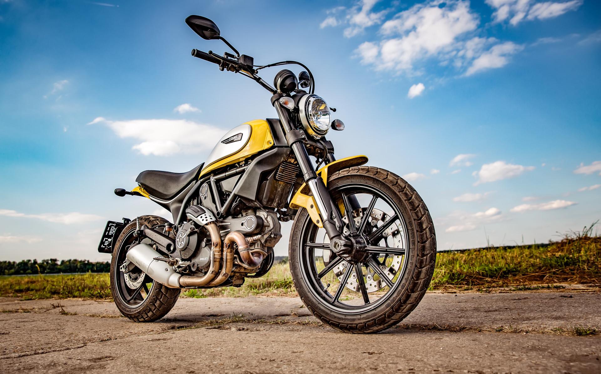 Potência e estilo: veja algumas curiosidades sobre as motocicletas