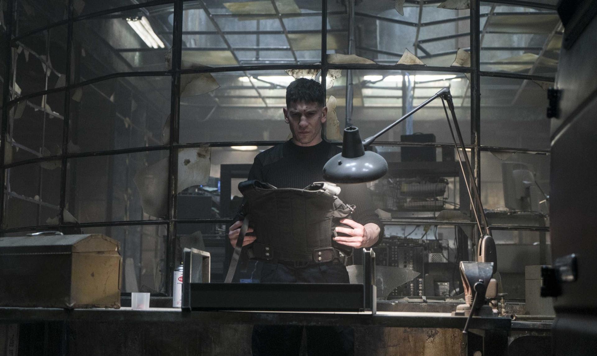 'Justiceiro': produção da Netflix com a Marvel expõe 'nervo' dos EUA