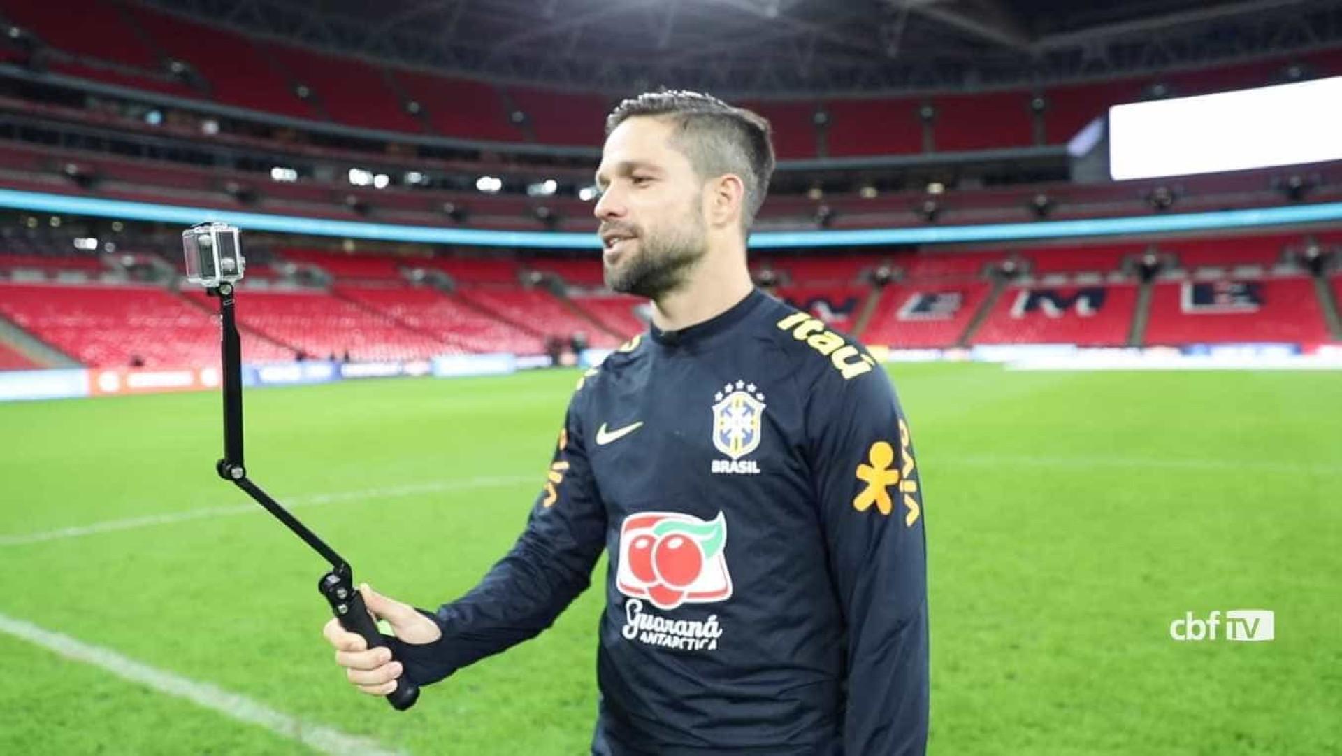 Wembley: Diego relembra gol marcado por ele em 2007