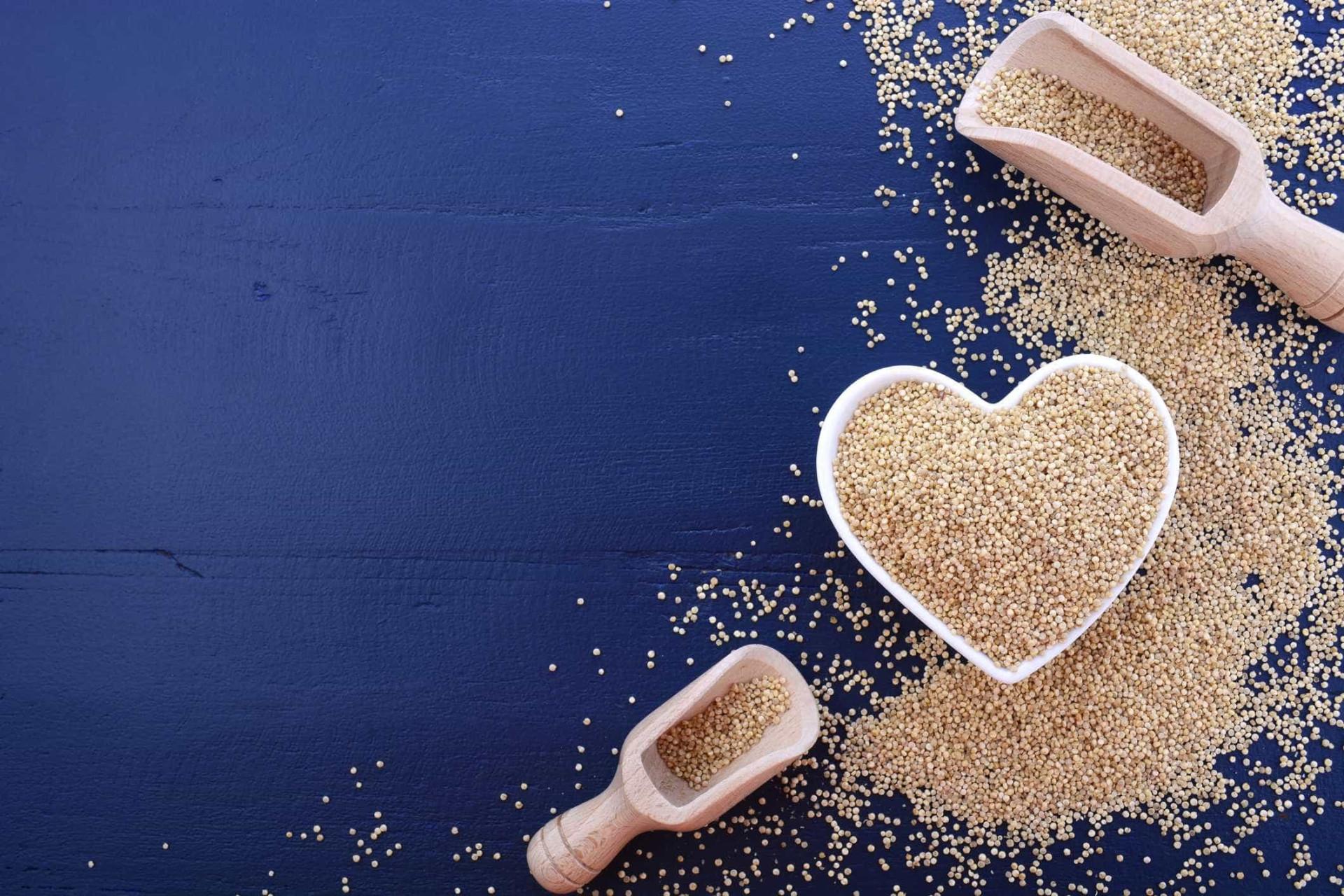 Pequenas, mas poderosas: a importância das sementes na alimentação