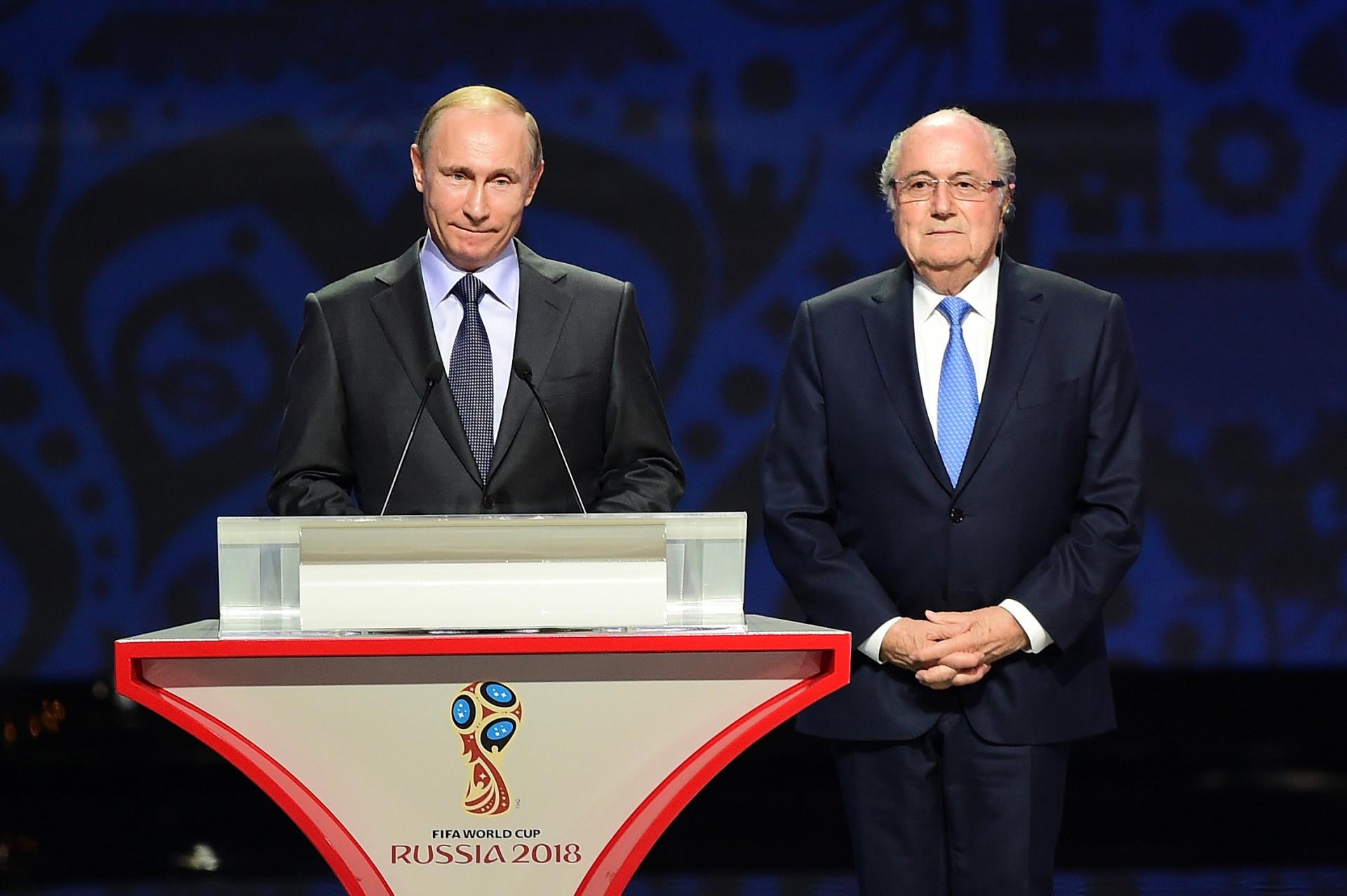 Copa do Mundo: os preparativos para Rússia 2018
