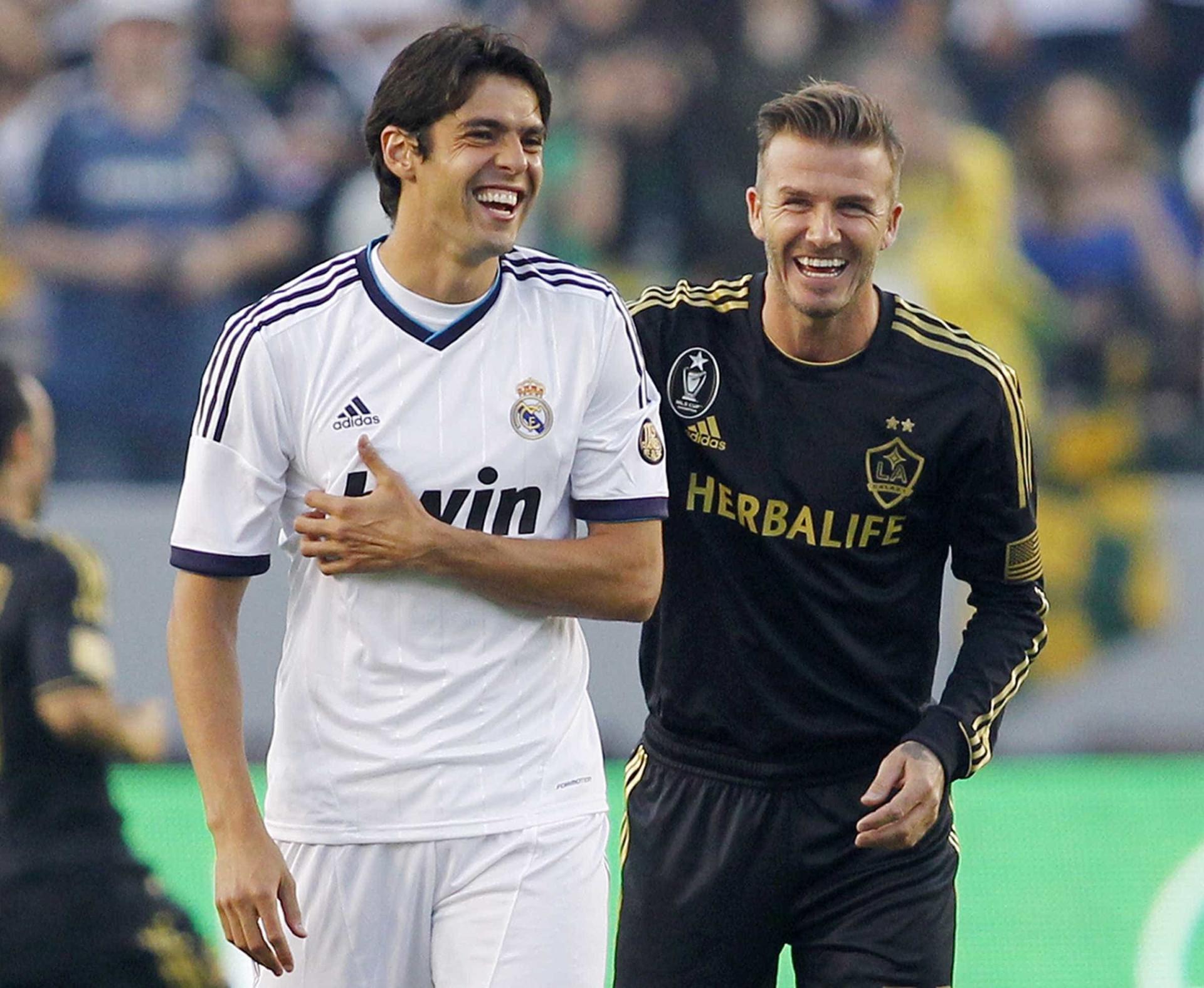 A carreira de Kaká em 30 imagens; confira