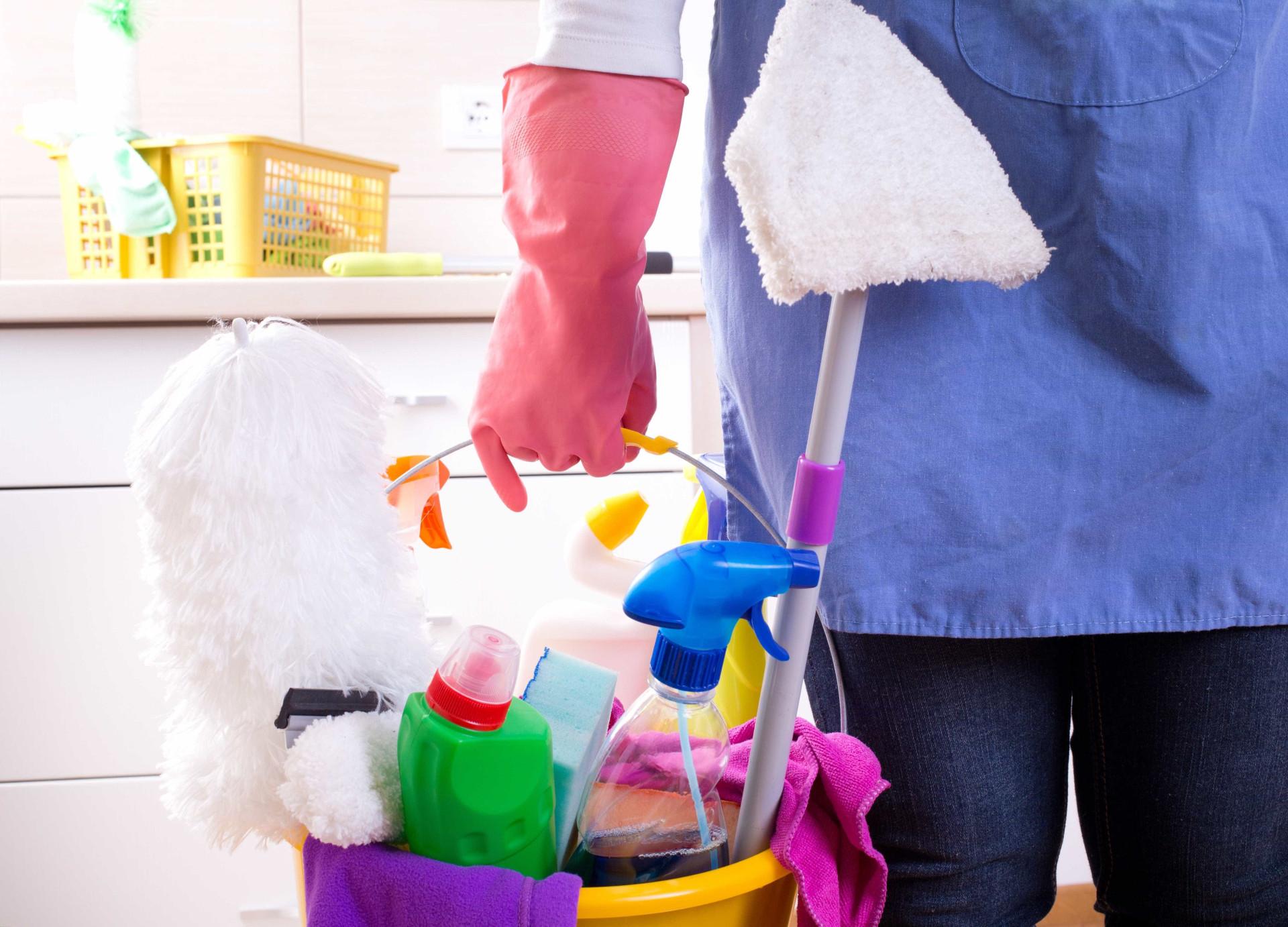 Nunca está totalmente limpo: toxinas que estão dentro de casa