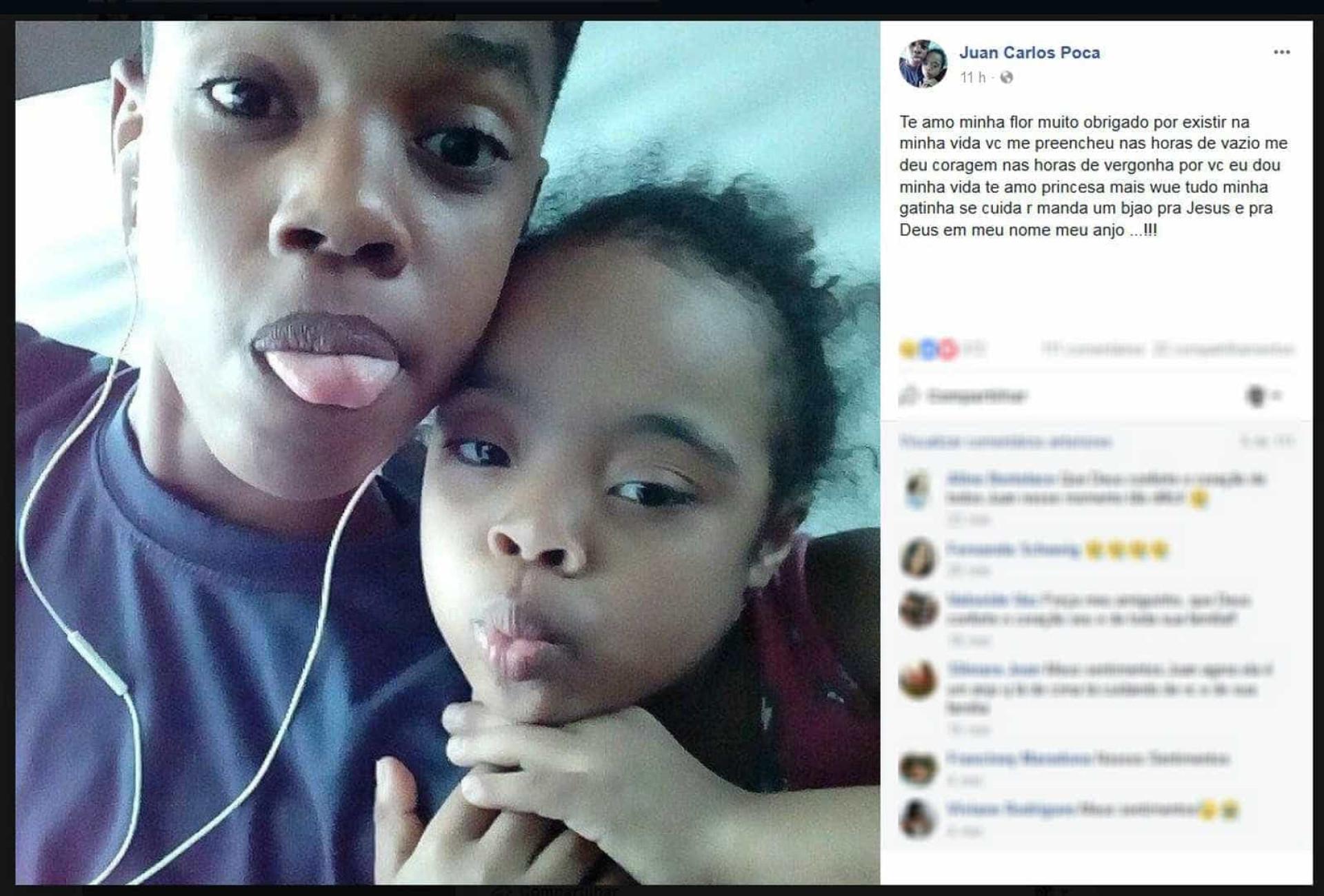 Finalista do The Voice Kids dá adeus a irmã morta em incêndio