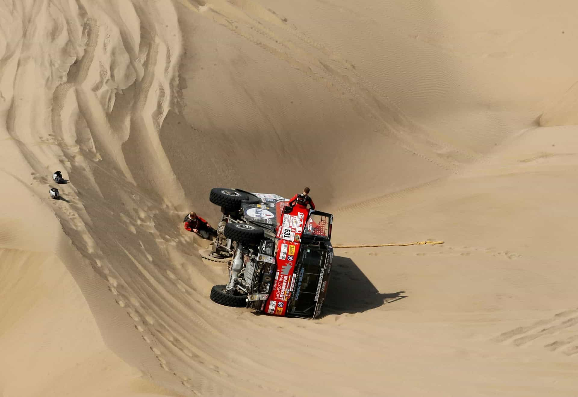 Dakar 2018: veja as fotos do maior e mais perigoso rally do mundo