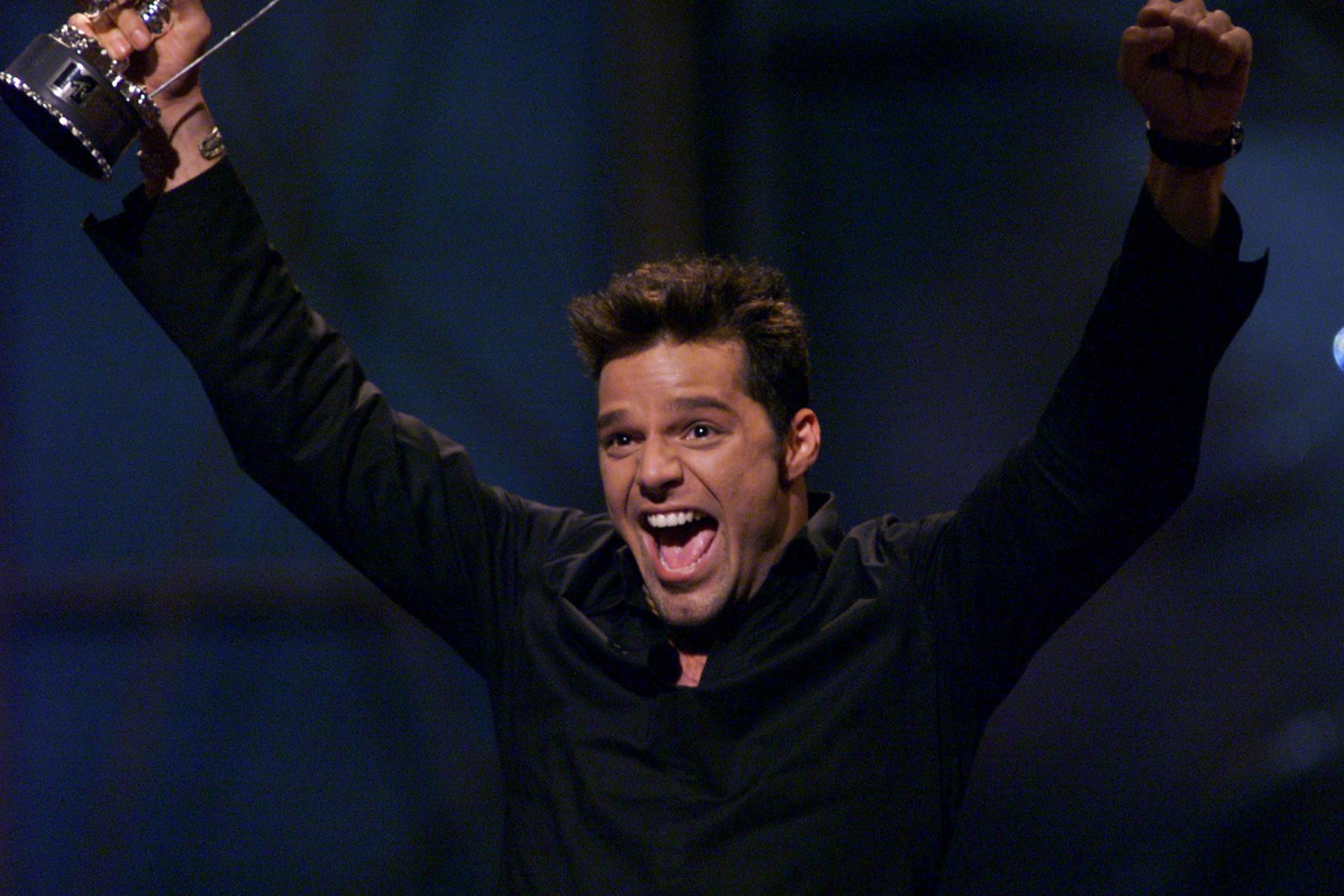 Após anunciar casamento, Ricky Martin mostra sua casa e família