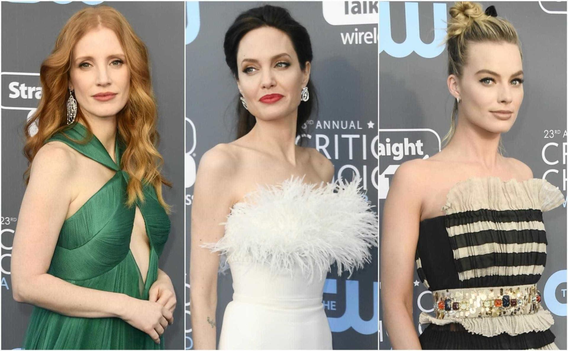 Os melhores e piores looks do Critics' Choice Awards
