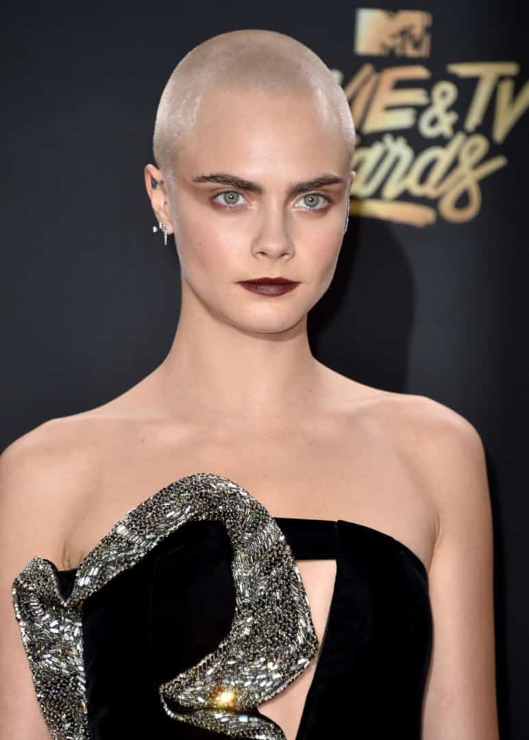 Radicalizaram: as famosas que já rasparam o cabelo