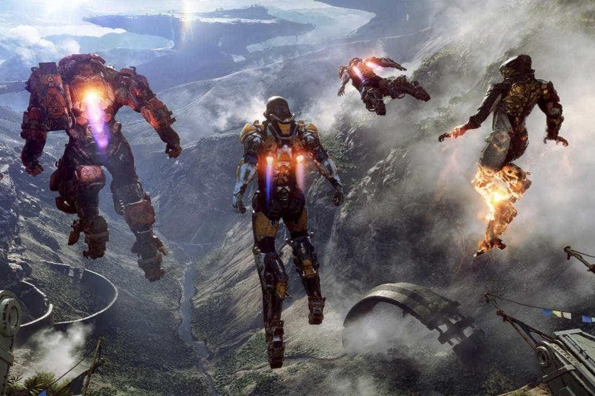 EA Games lança vídeo com 20 minutos de gameplay de 'Anthem'; veja