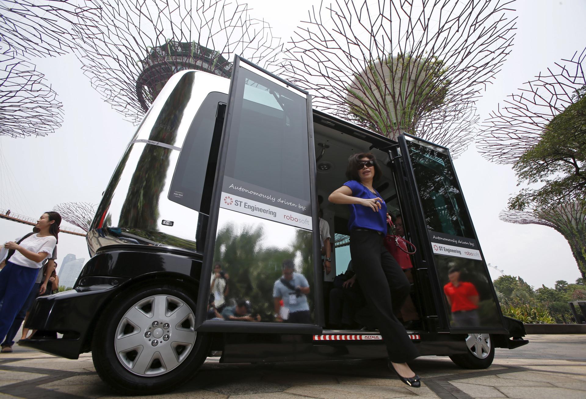 Tecnologia: carros que dirigem sozinhos