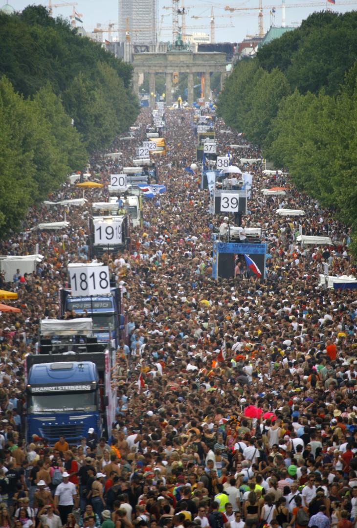 Veja quais shows detém os maiores recordes de público do planeta