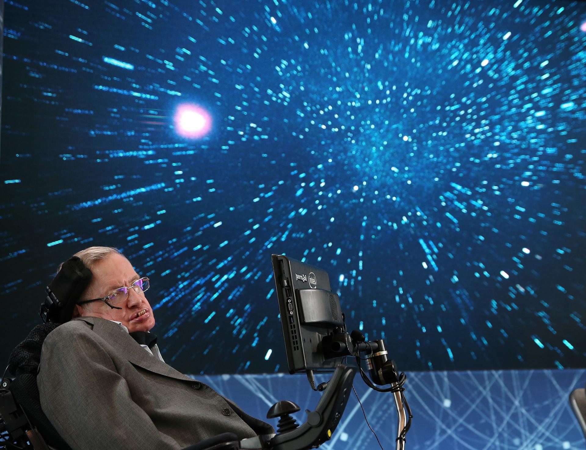 Relembre algumas das frases inesquecíveis ditas por Stephen Hawking