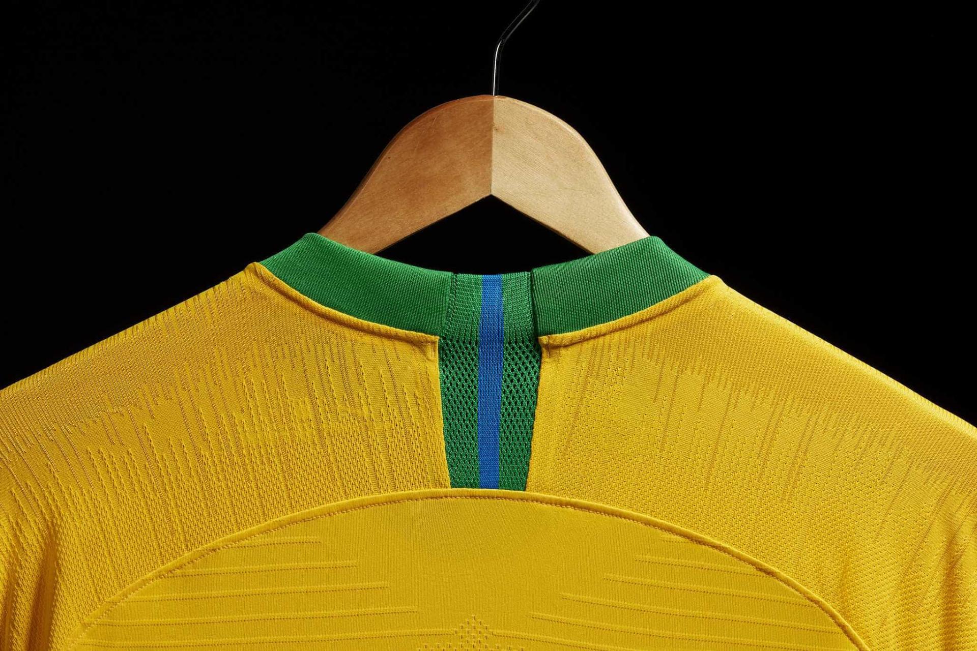 Confira o novo uniforme da seleção brasileira; fotos