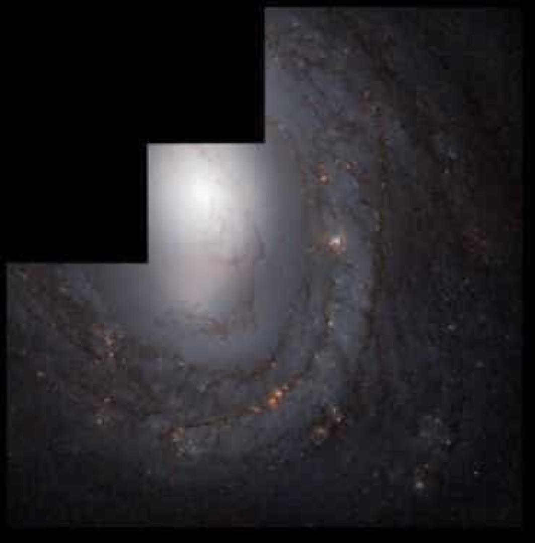 Hubble revela 12 imagens incríveis de galáxias e nebulosas