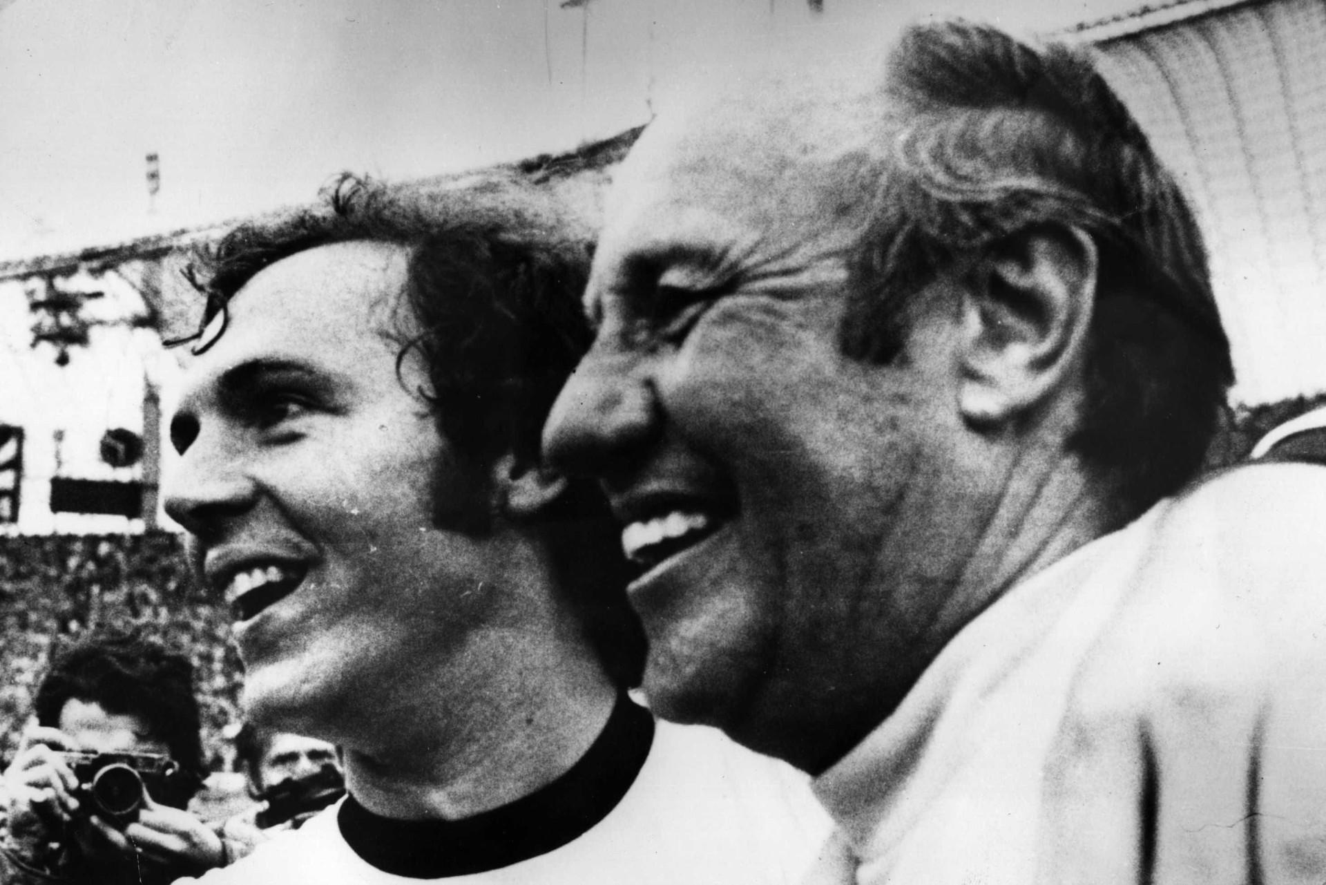 Saiba quem foram os técnicos campeões nas copas do mundo