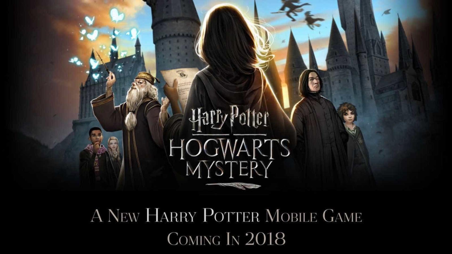 Acabou a espera; jogo do Harry Potter para celular é lançado