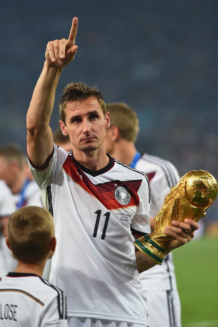 Veja quem são os maiores artilheiros da Copa do Mundo