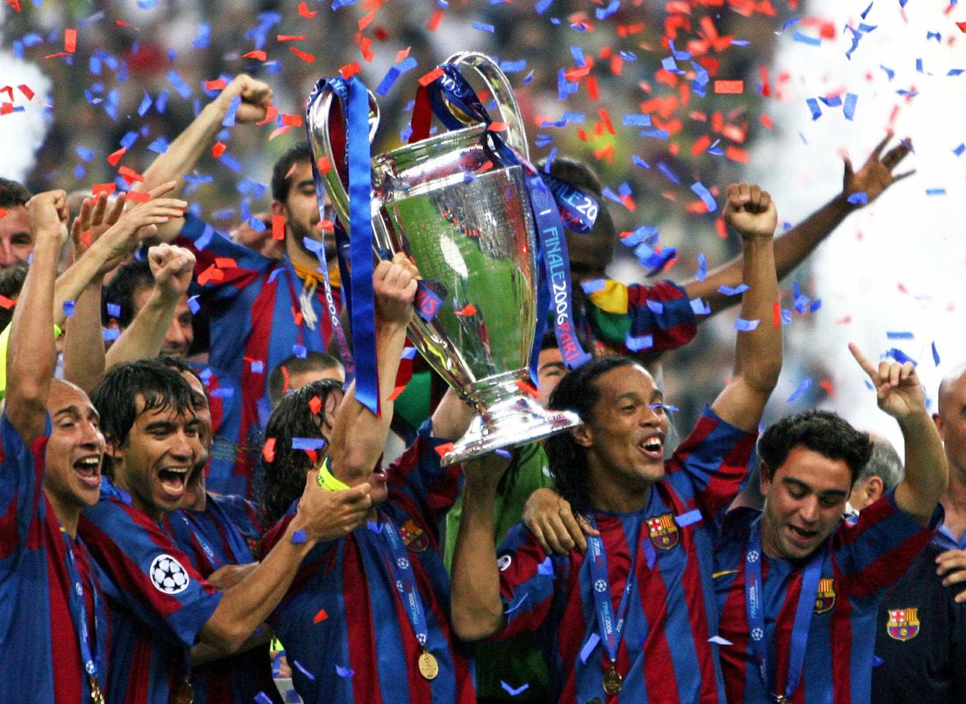 Barcelona posta vídeo comemorando 12 anos do título da Champions