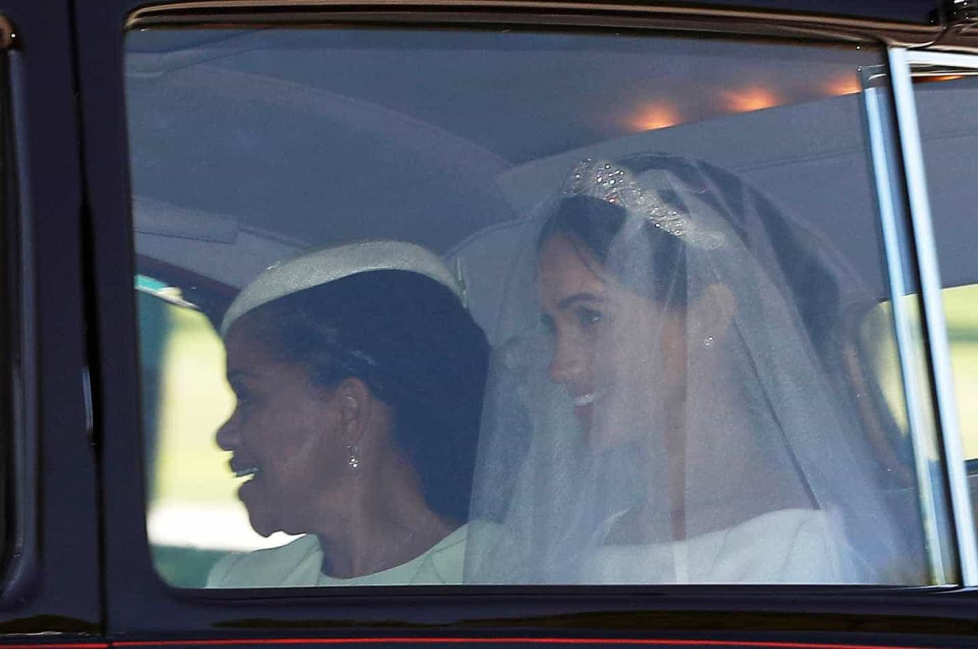 Príncipe Harry e Meghan Markle se casam; veja fotos