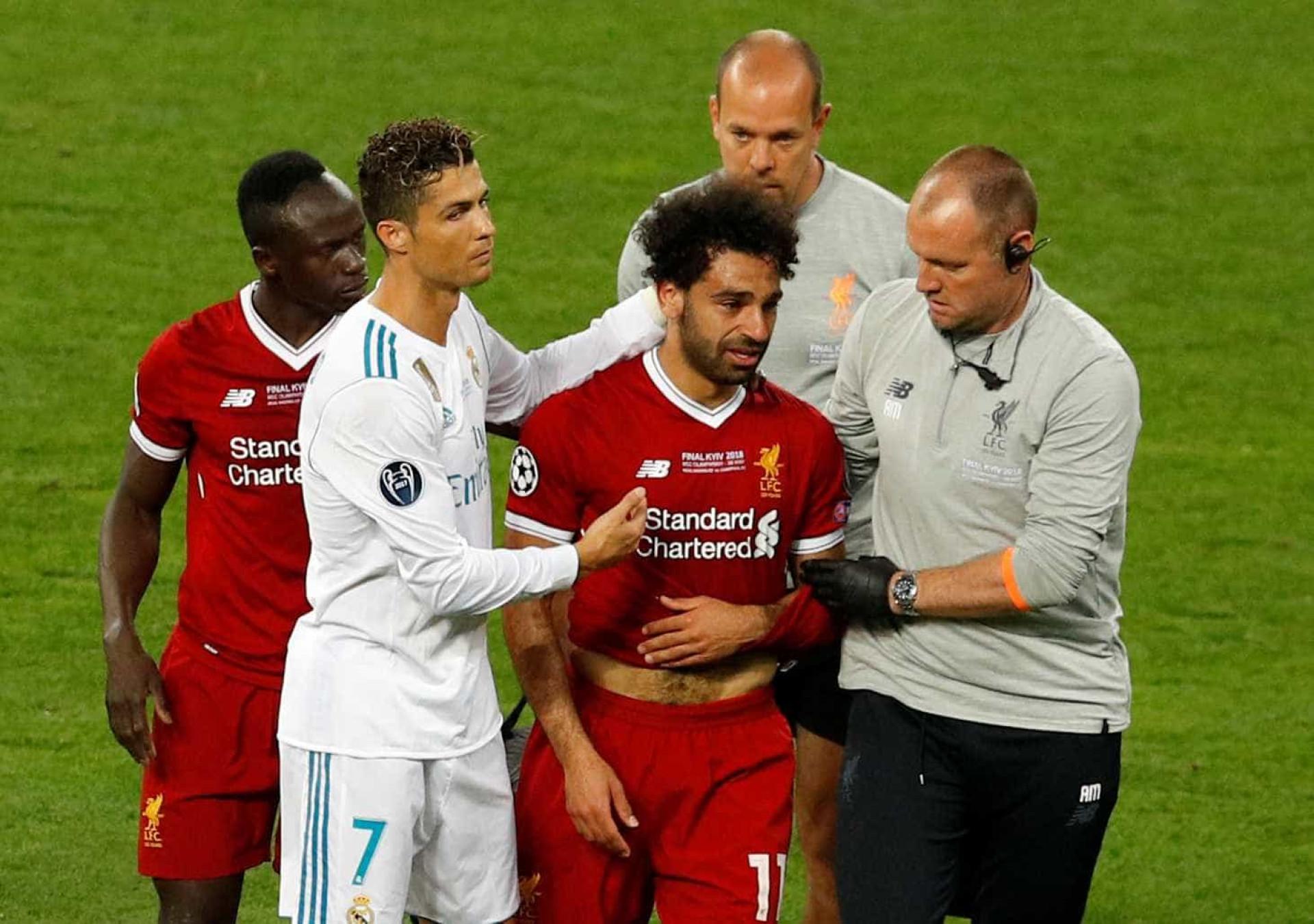 Eles brilharam no futebol europeu, mas nunca ganharam a Champions