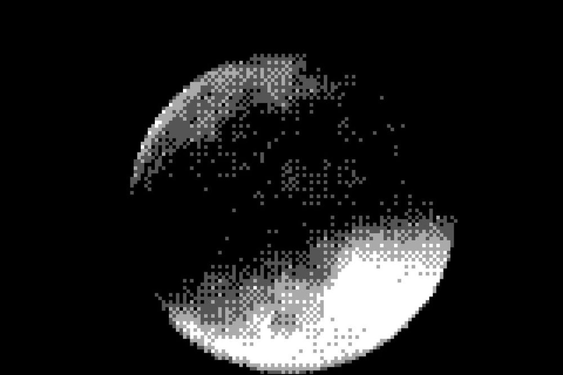 Designer captou fotografias da Lua com um Game Boy