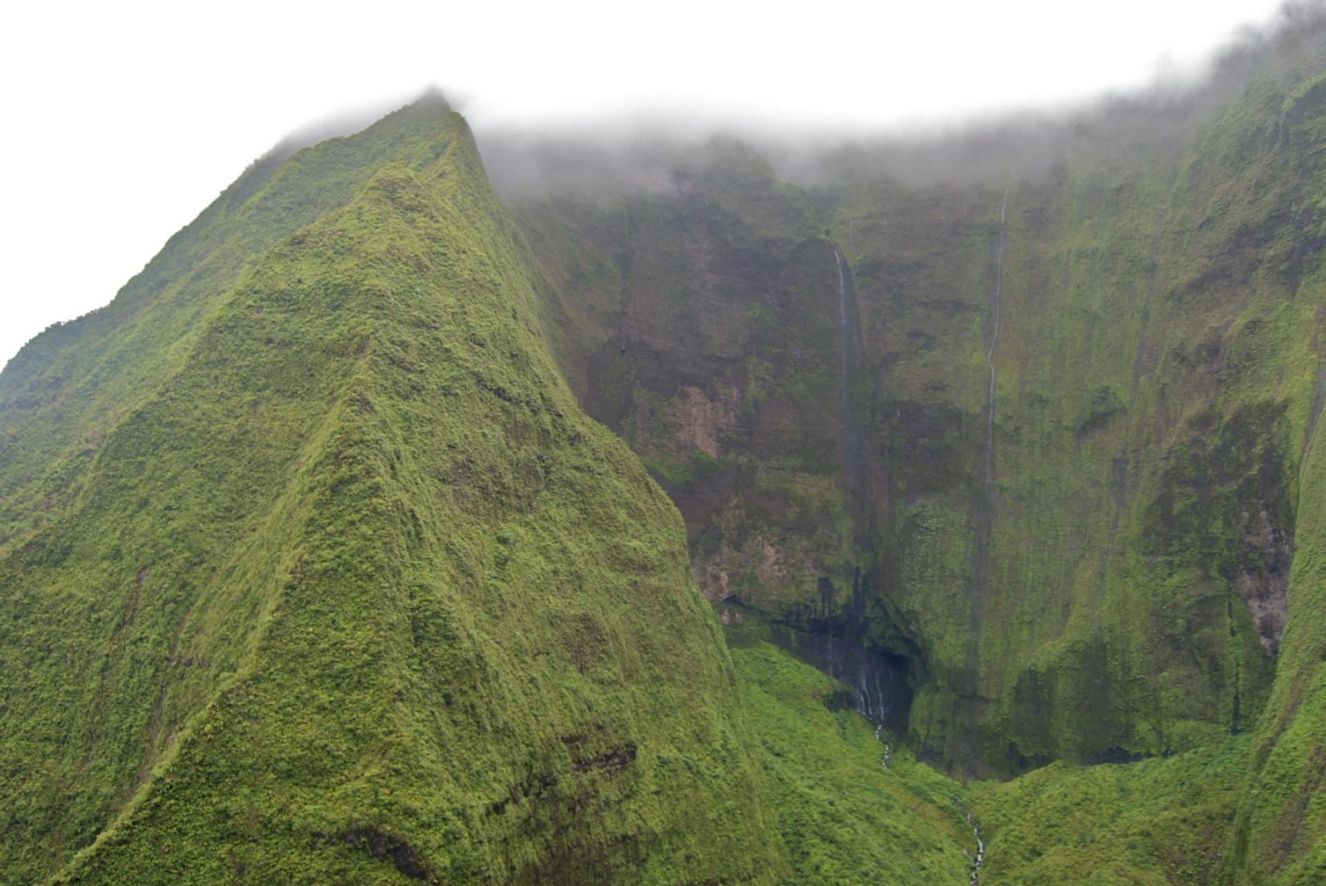 Veja os lugares mais chuvosos e secos do mundo