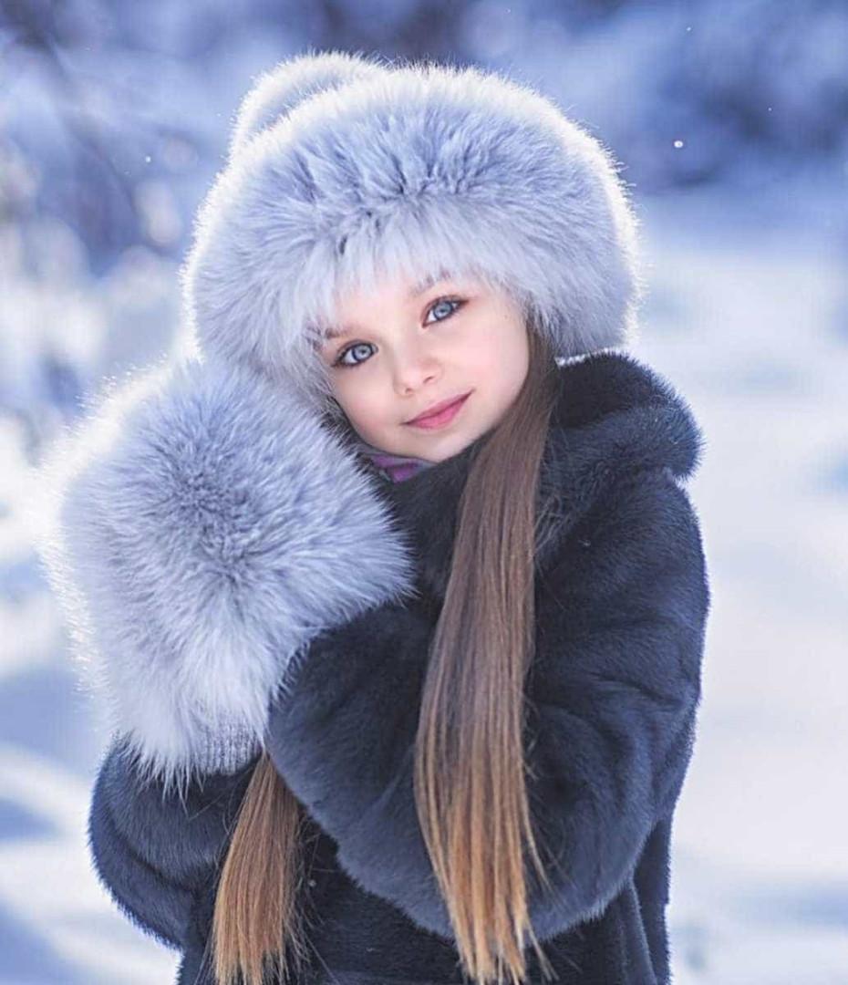 Russa supera francesa e é a nova 'menina mais bonita do mundo'