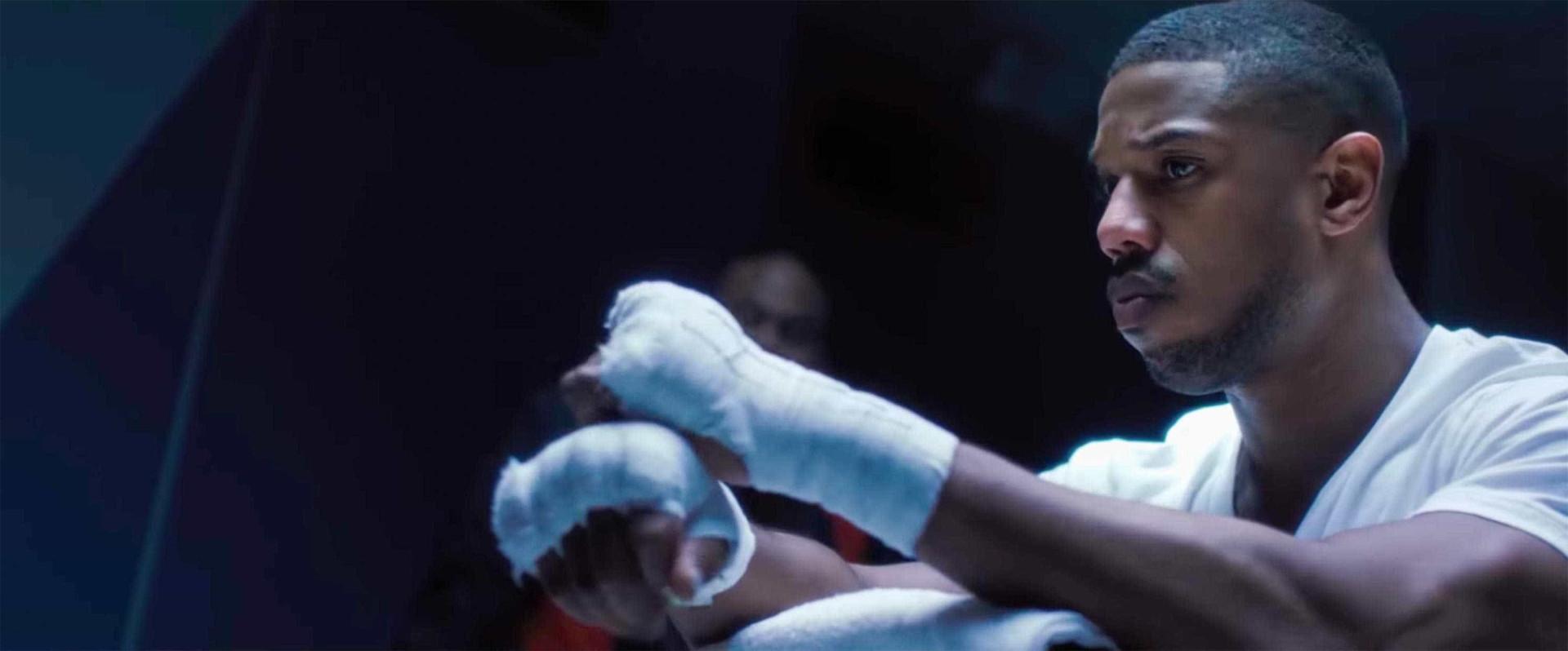 Michael B. Jordan e Stallone mantêm parceria em trailer de 'Creed II'