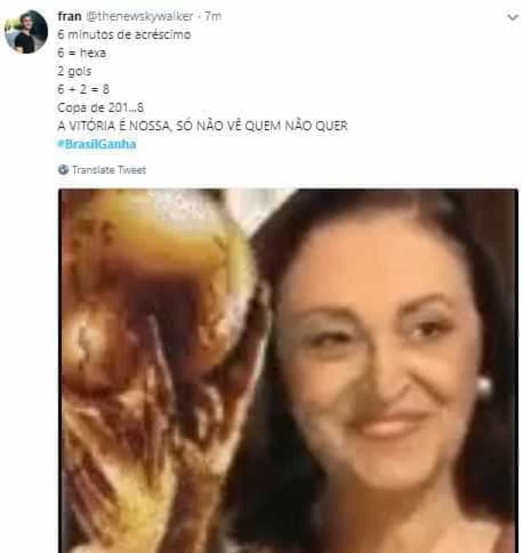 No finalzinho! Os memes da vitória brasileira sobre a Costa Rica