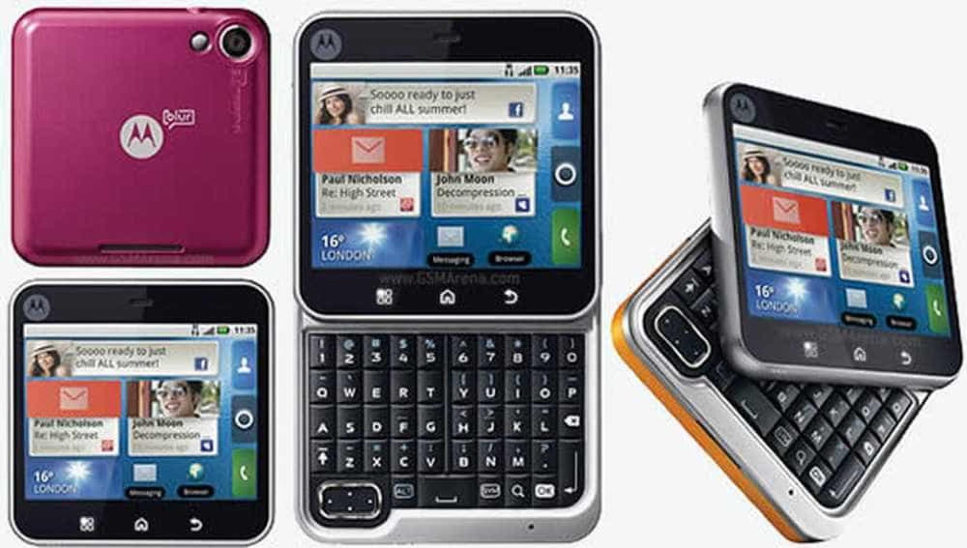 Relembre os celulares mais curiosos da História